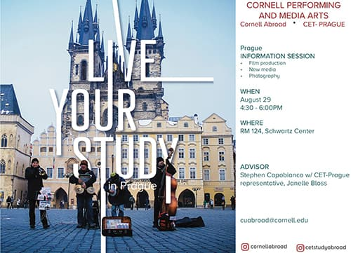 Live Your Study in Prague