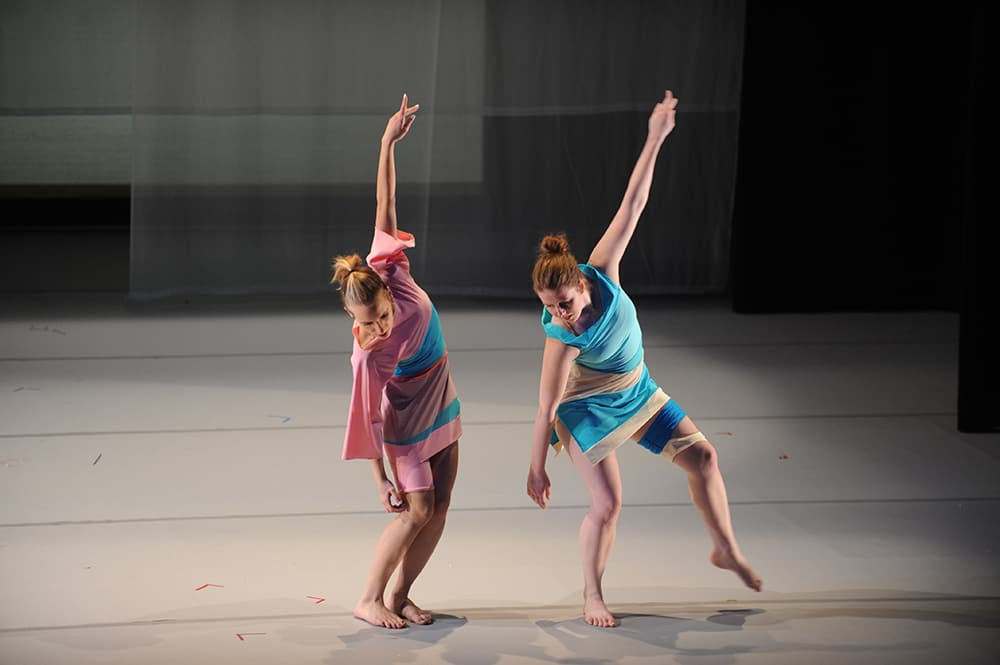 Dancers in Locally Grown Dance 2018 ©Thomas Hoebbel Photography