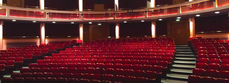The Kiplinger Theatre, Schwartz Center for the Performing Arts